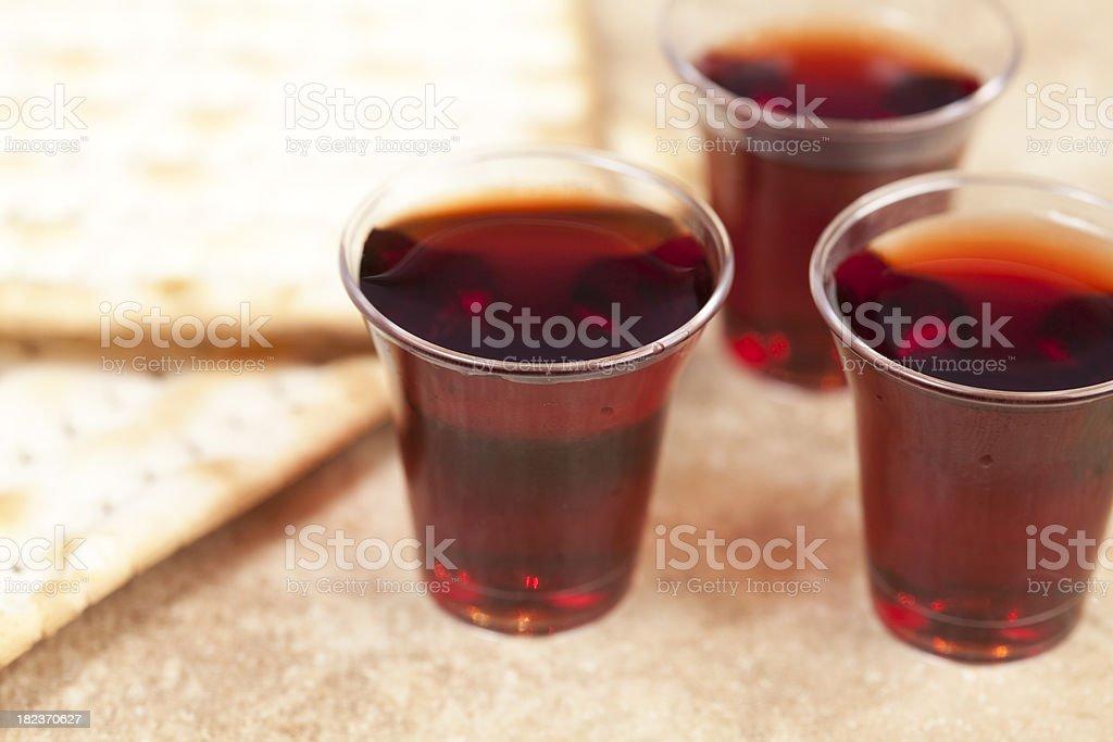 Communion Series stock photo