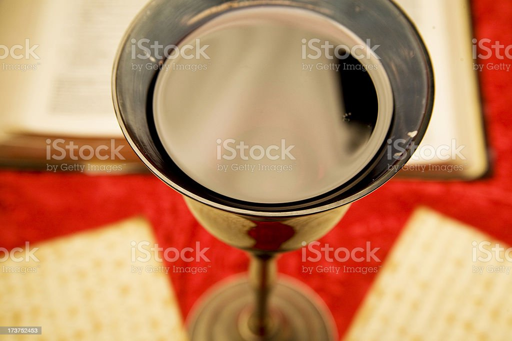 Communion Series Xl royalty-free stock photo