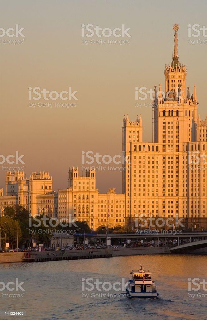 Communism heritage royalty-free stock photo