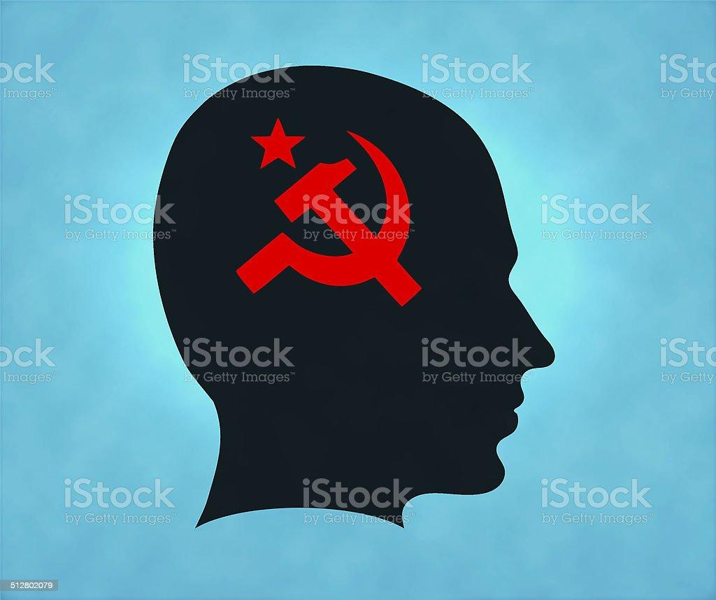 Communist stock photo