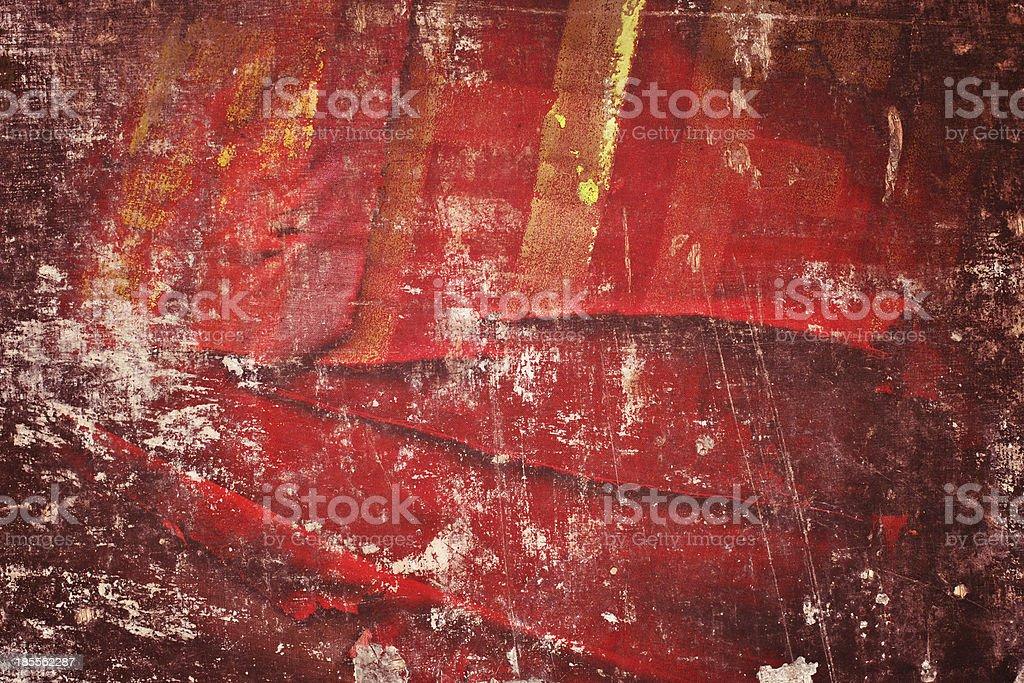 communistic grunge background royalty-free stock photo