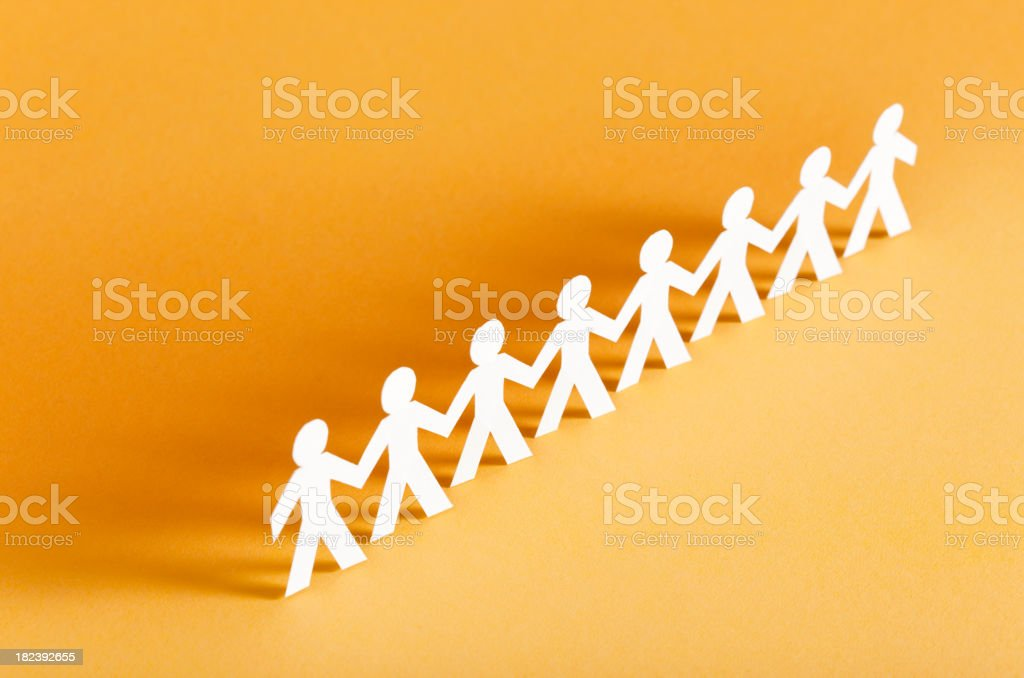 Community concept royalty-free stock photo