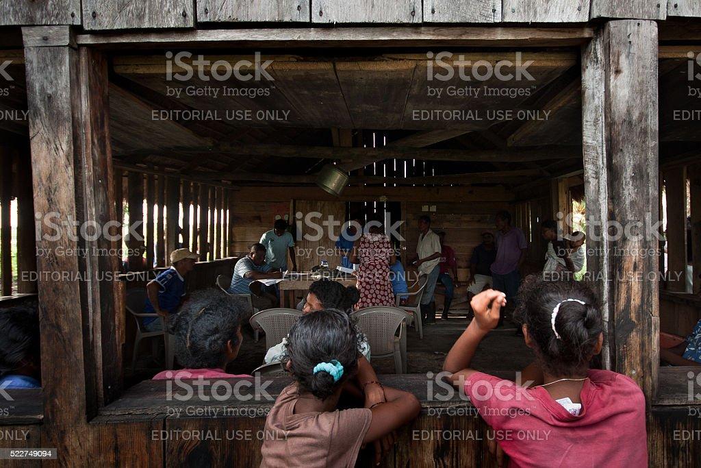 Community health stock photo