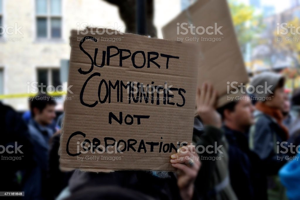 Community stock photo