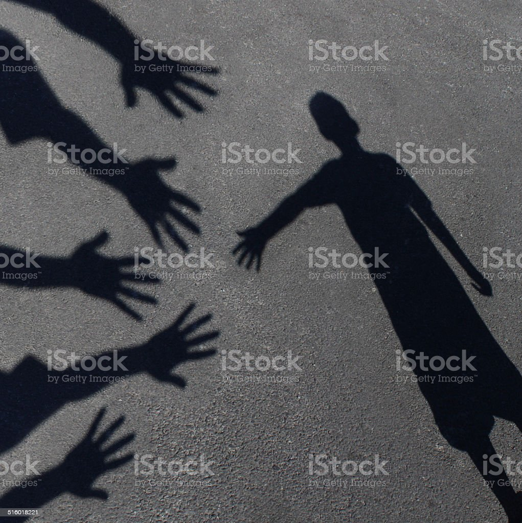 Community Support stock photo