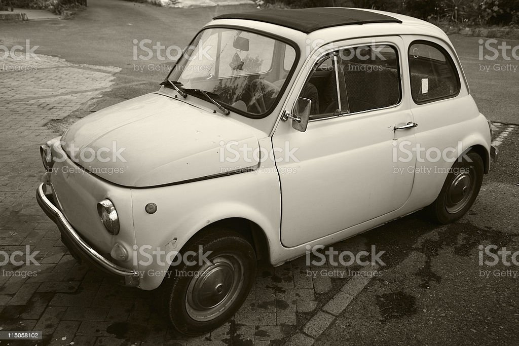 compact car stock photo