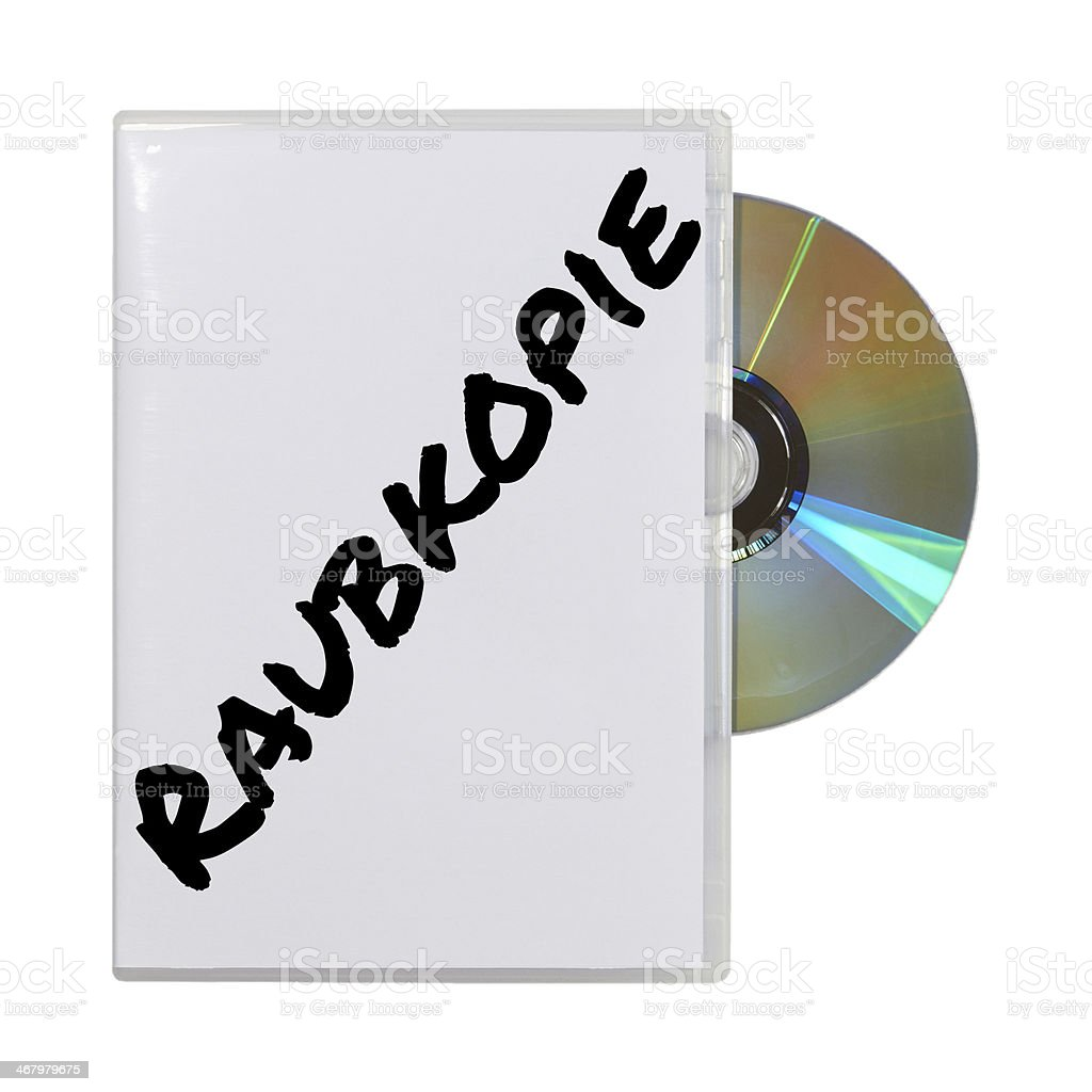 Compact-Disk stock photo