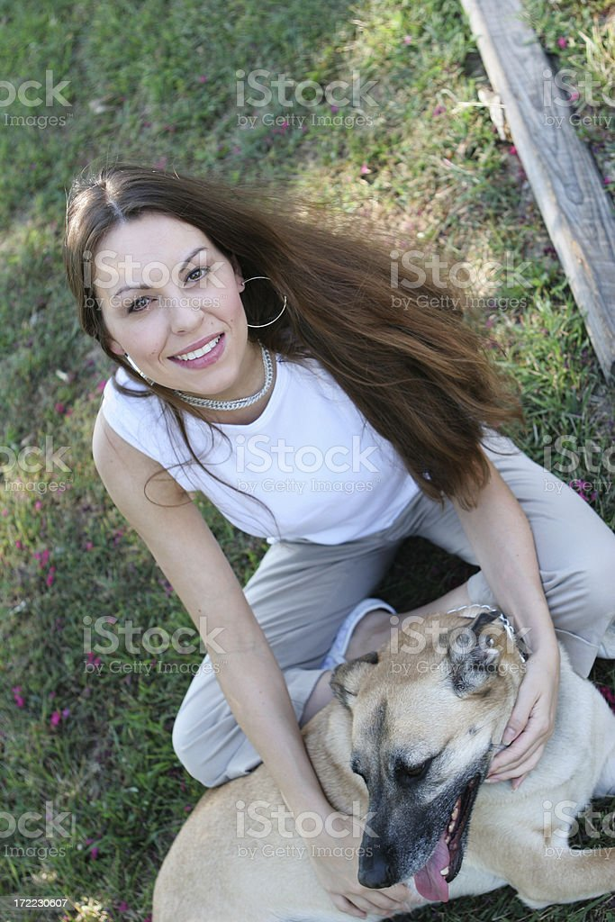 Companionship royalty-free stock photo