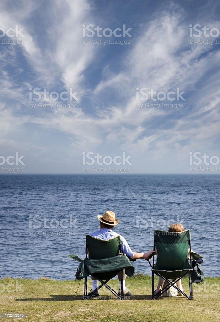 Companionship royalty-free stock photo