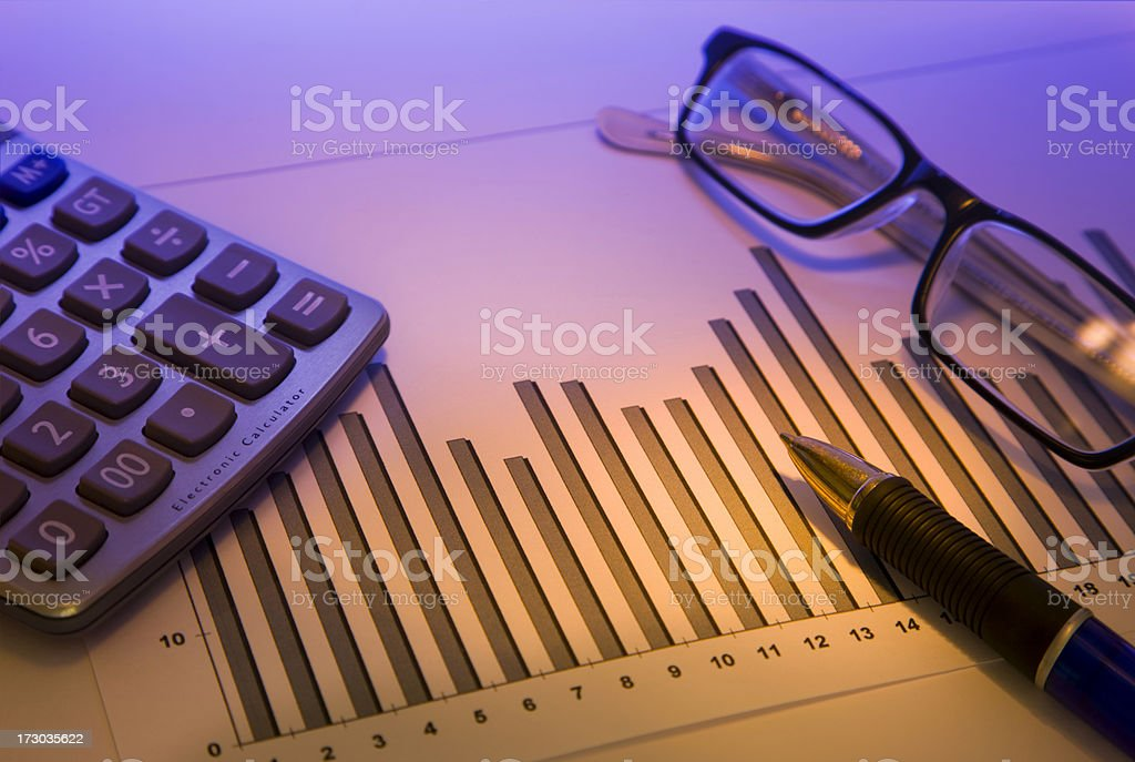 Company growth royalty-free stock photo