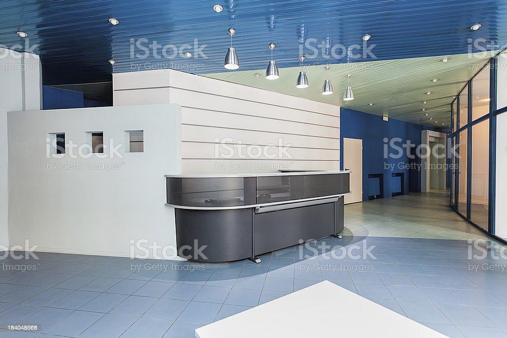 Company reception royalty-free stock photo