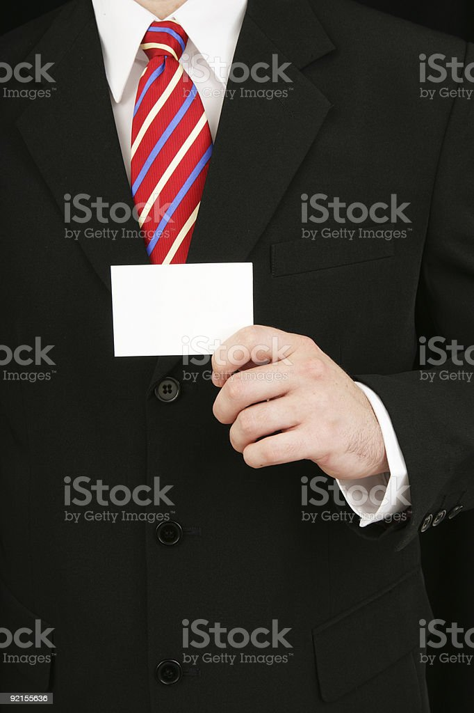 Company Welcome royalty-free stock photo