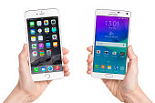 Comparing iPhone 6 Plus and Samsung Galaxy Note 4