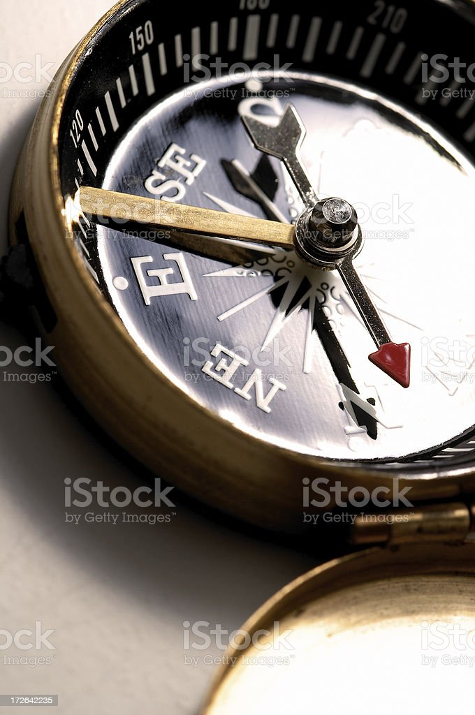 Compass - Directions royalty-free stock photo