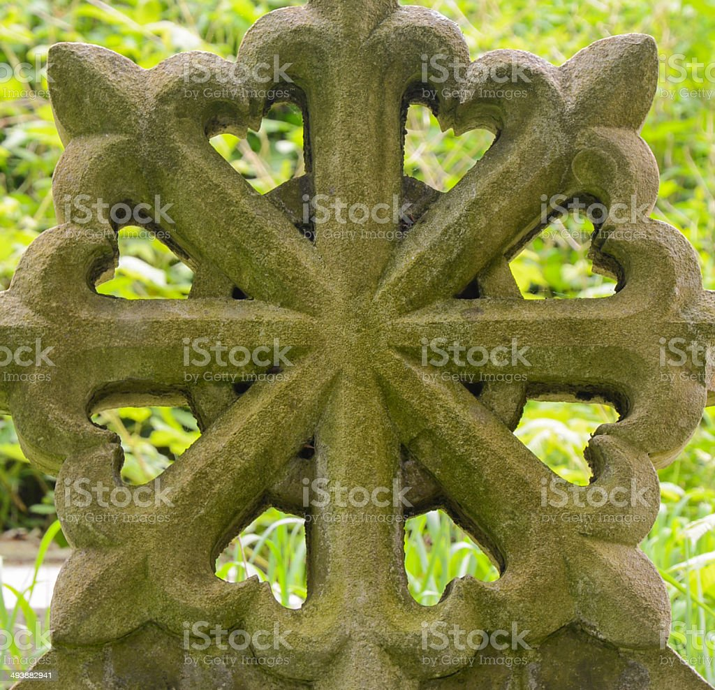 Compass Rose Monument royalty-free stock photo