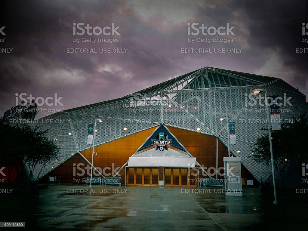 BBVA Compass Stadium stock photo
