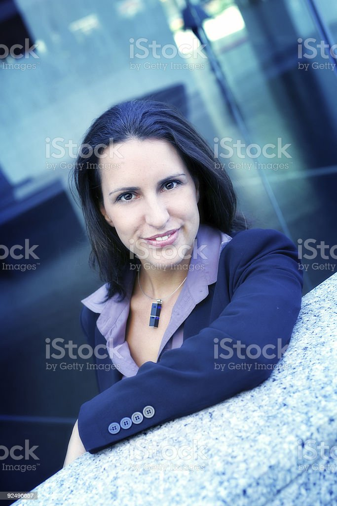 Competent Youth royalty-free stock photo