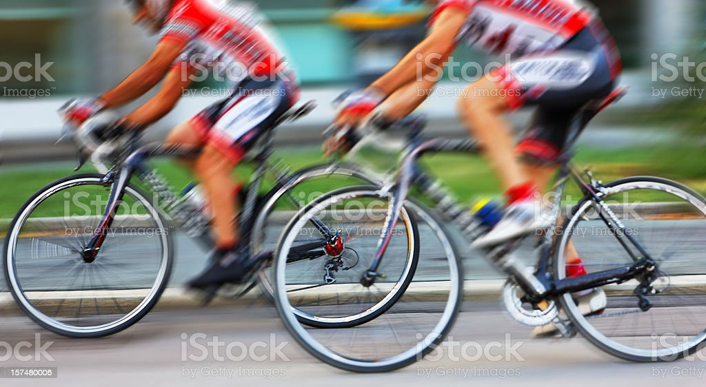 Competitive Sport. Color Image stock photo