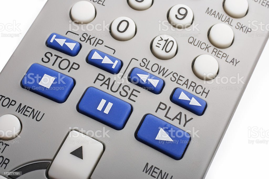 Complete Control royalty-free stock photo