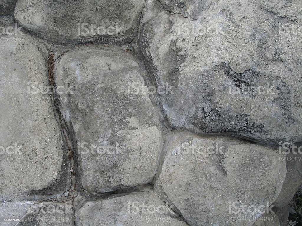 Composite Stone royalty-free stock photo