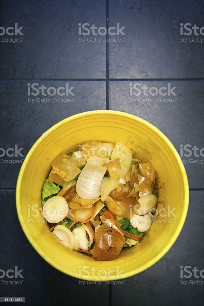 Compost royalty-free stock photo