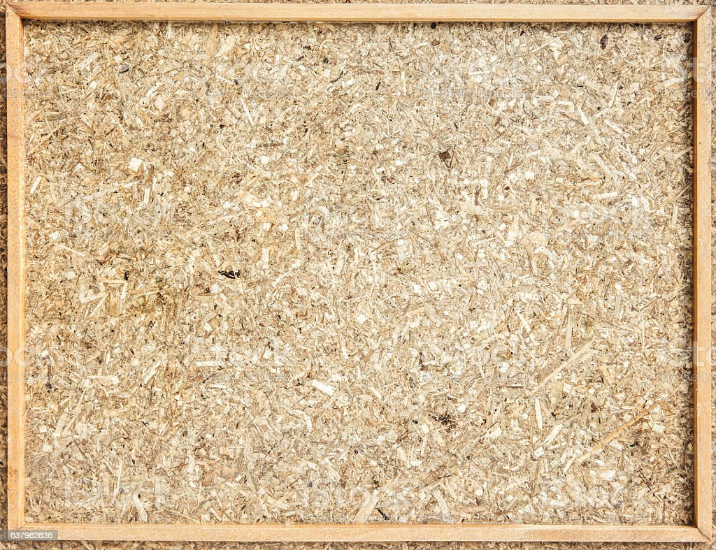 Compressed natural bagasse texture use for background stock photo