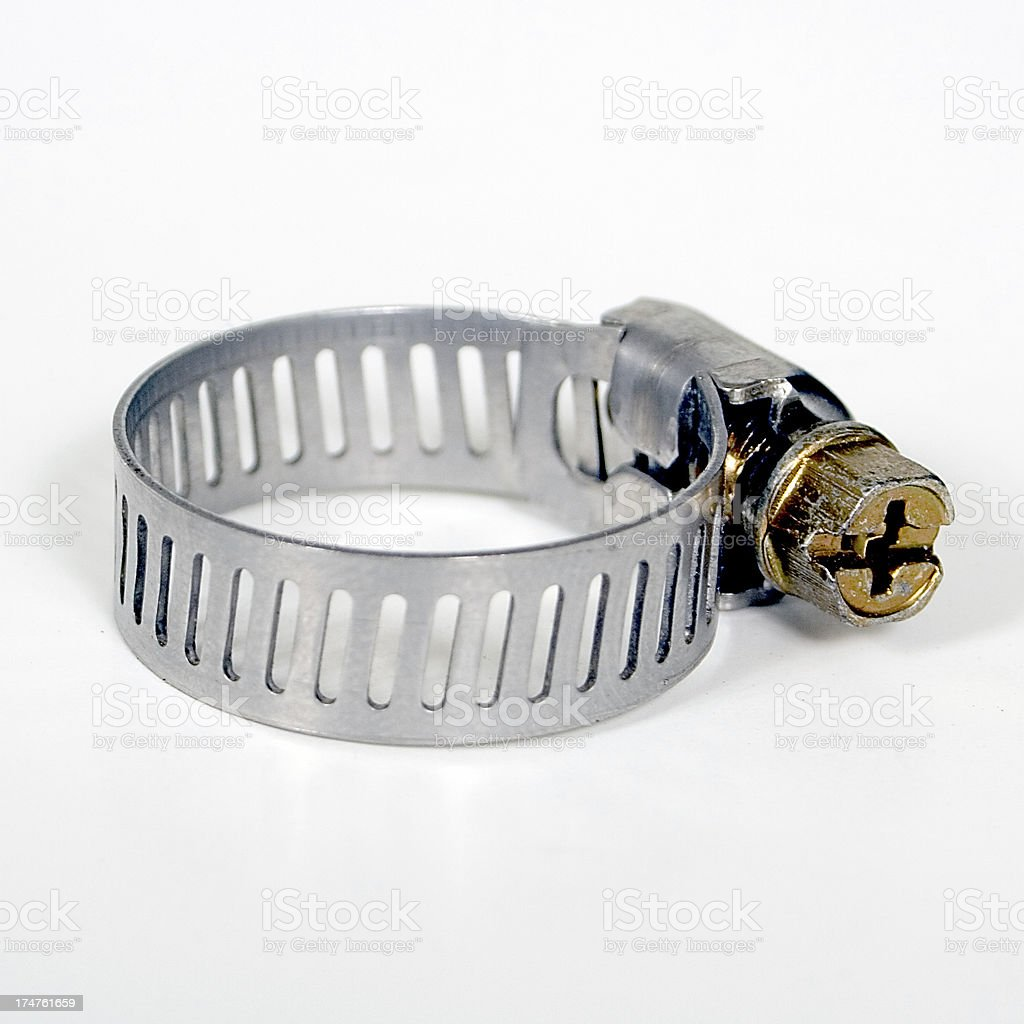 Compression Ring royalty-free stock photo