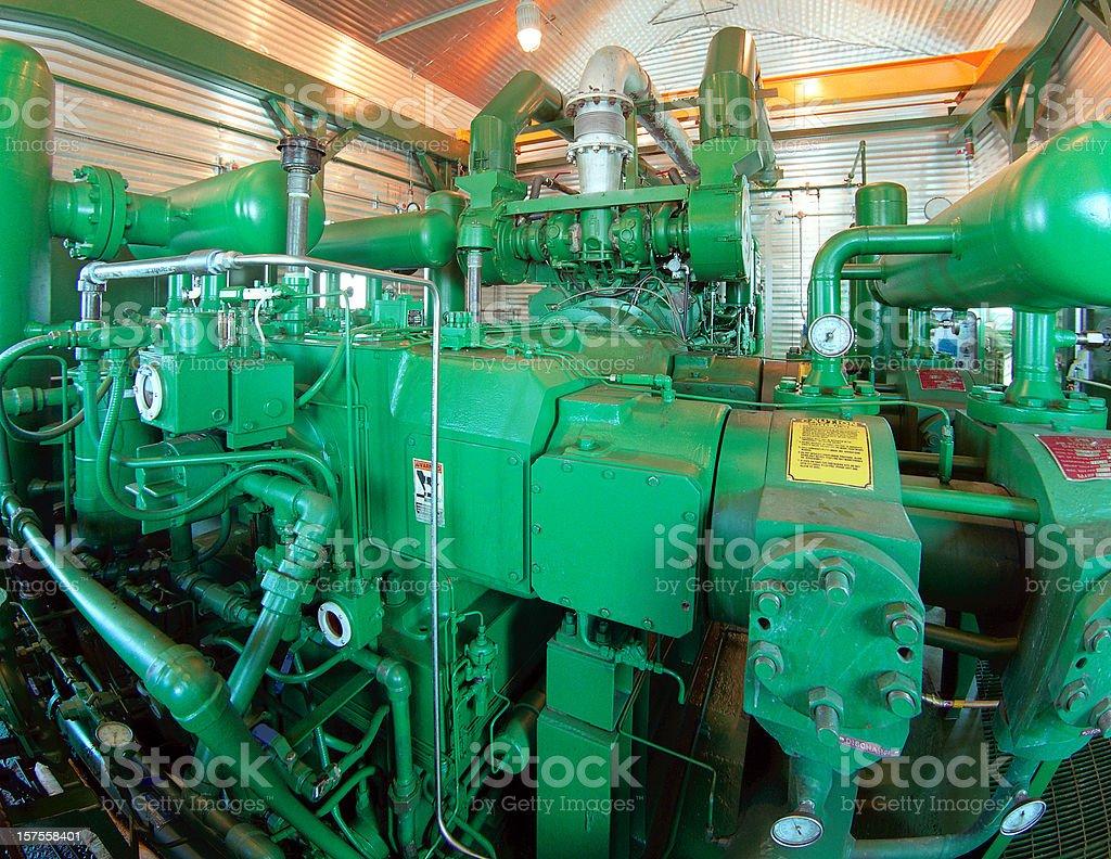 Compressor 3 stock photo