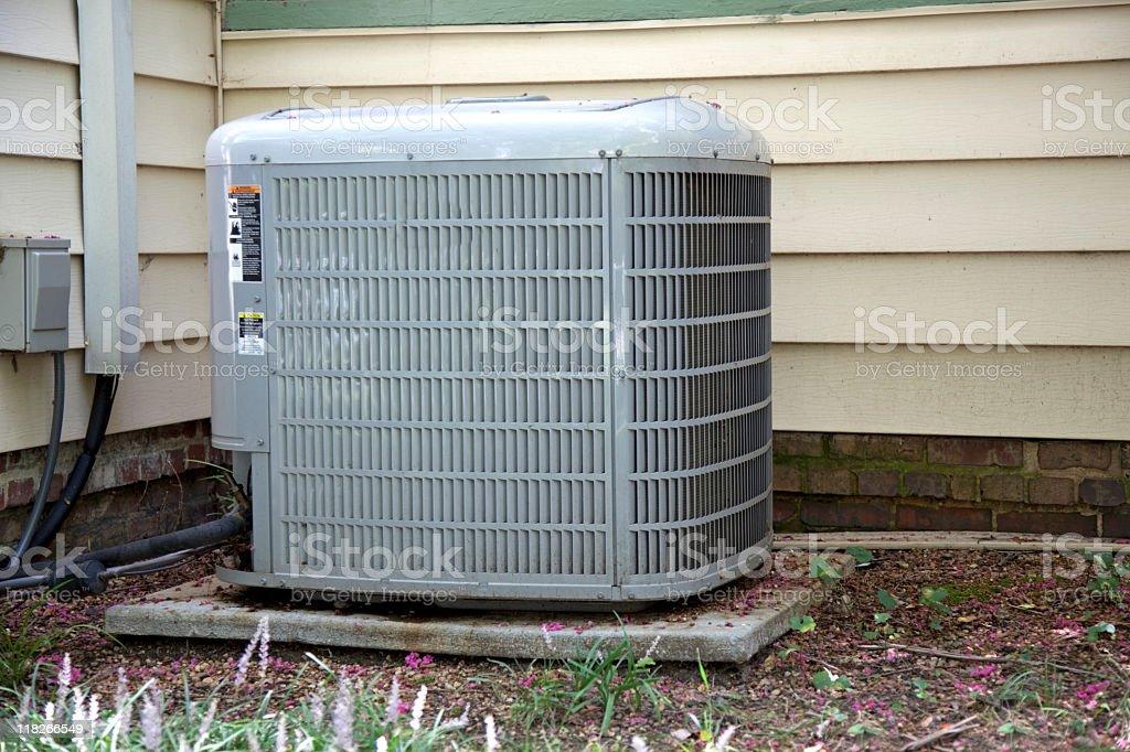 Compressor stock photo