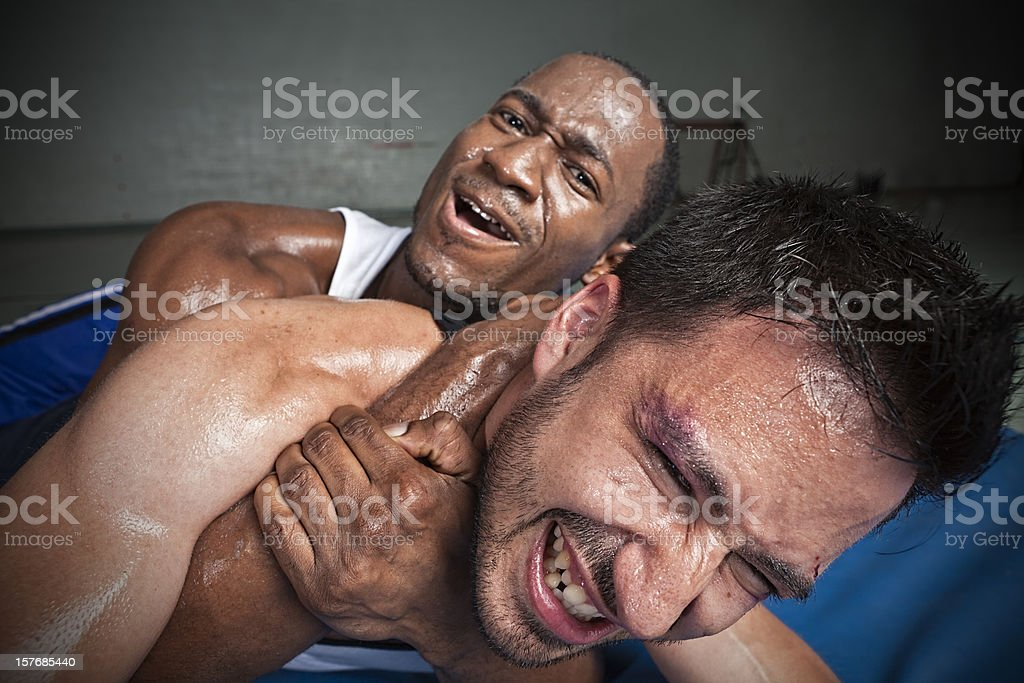 Compromised stock photo