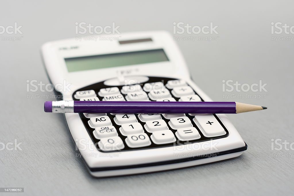 Computational objects royalty-free stock photo