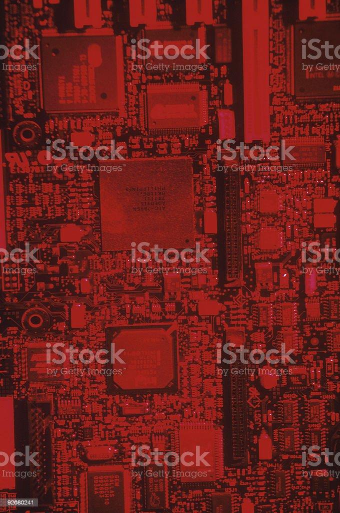 Computer Equipment 002 stock photo
