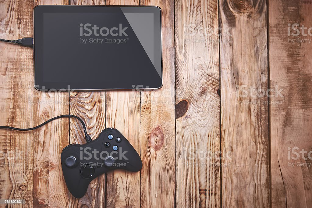 Computer Games stock photo