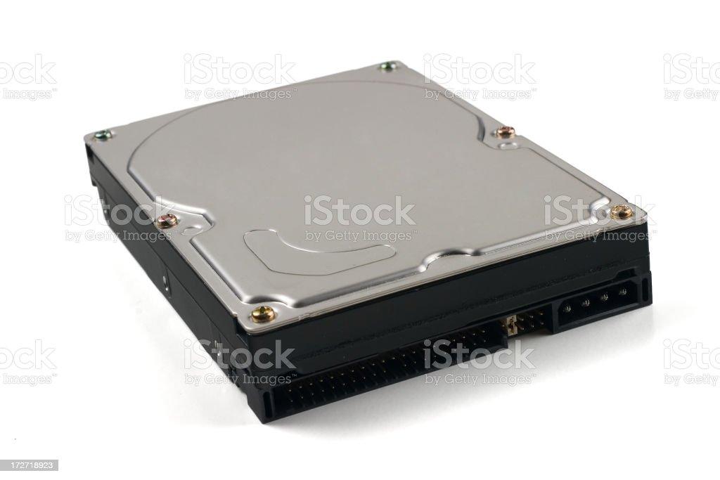 Computer Hard Drive royalty-free stock photo
