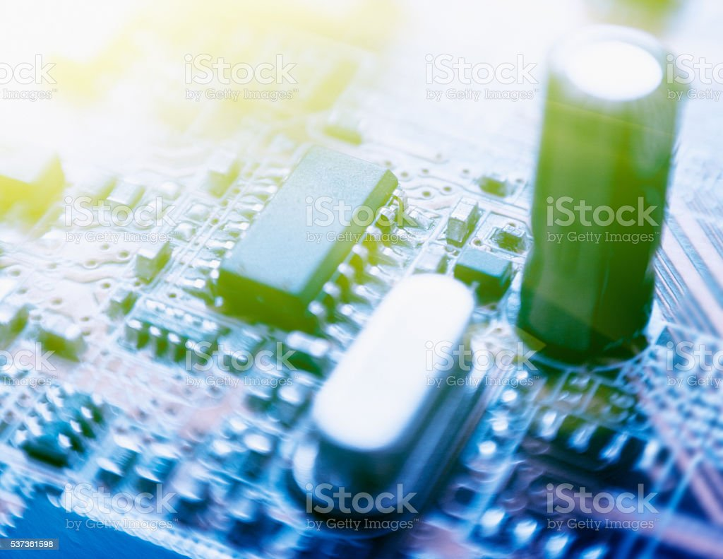 computer, motherboard, components, technology, parts, surreal, science fiction, chip, electronics, stock photo