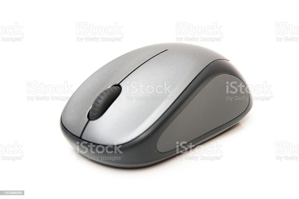 Computer mouse royalty-free stock photo