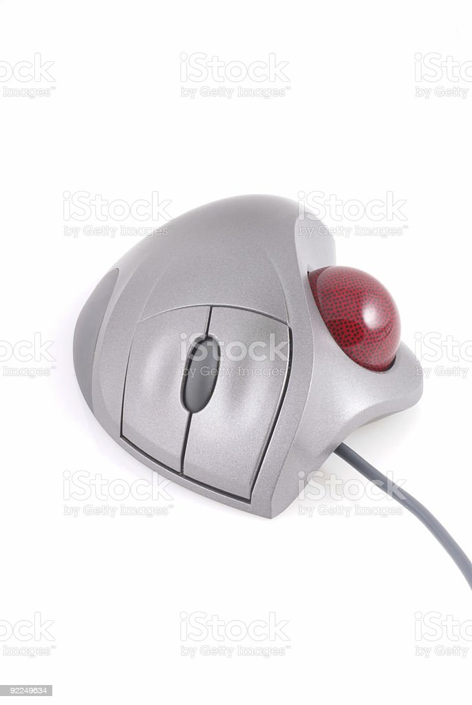 Computer mouse. stock photo