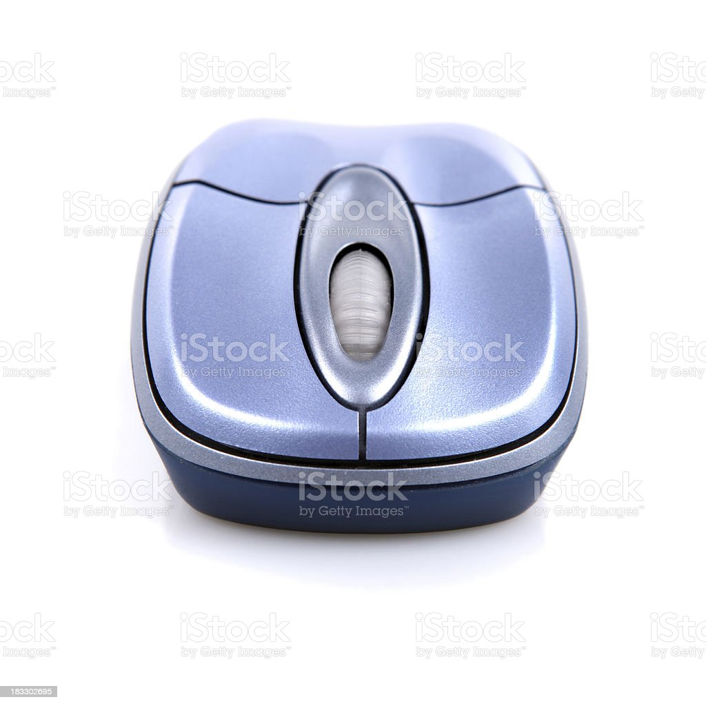 Computer Mouse - XLarge royalty-free stock photo