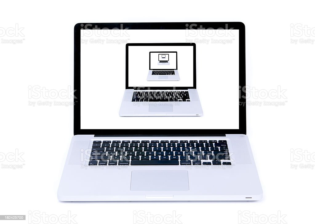 Computer Networking royalty-free stock photo