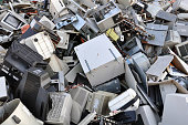 Computer parts for recycling