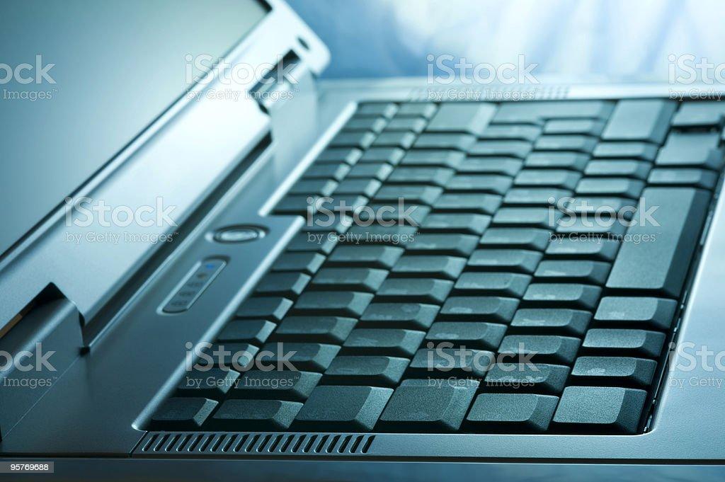 Computer royalty-free stock photo