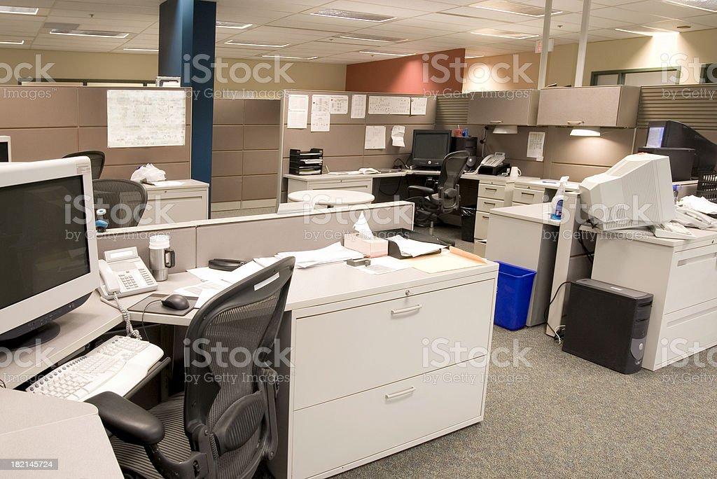 Komputerowe stacje robocze zbiór zdjęć royalty-free