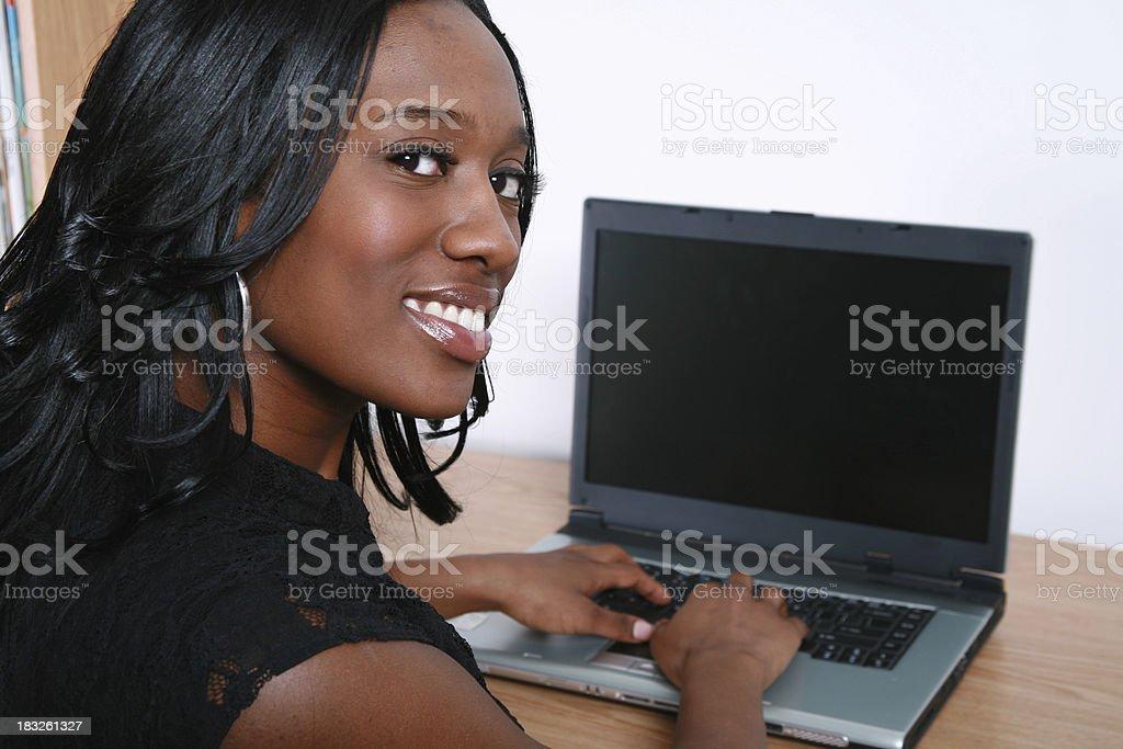 Computing royalty-free stock photo