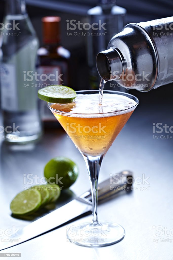 Comsopolitan royalty-free stock photo