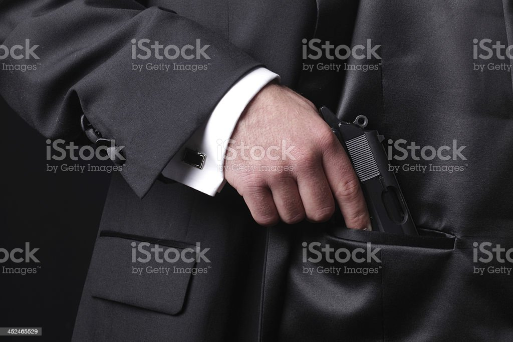 concealed stock photo