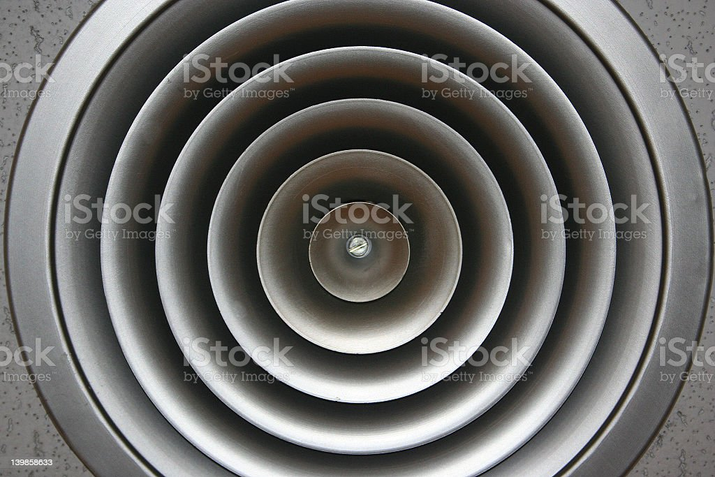 Concentric royalty-free stock photo