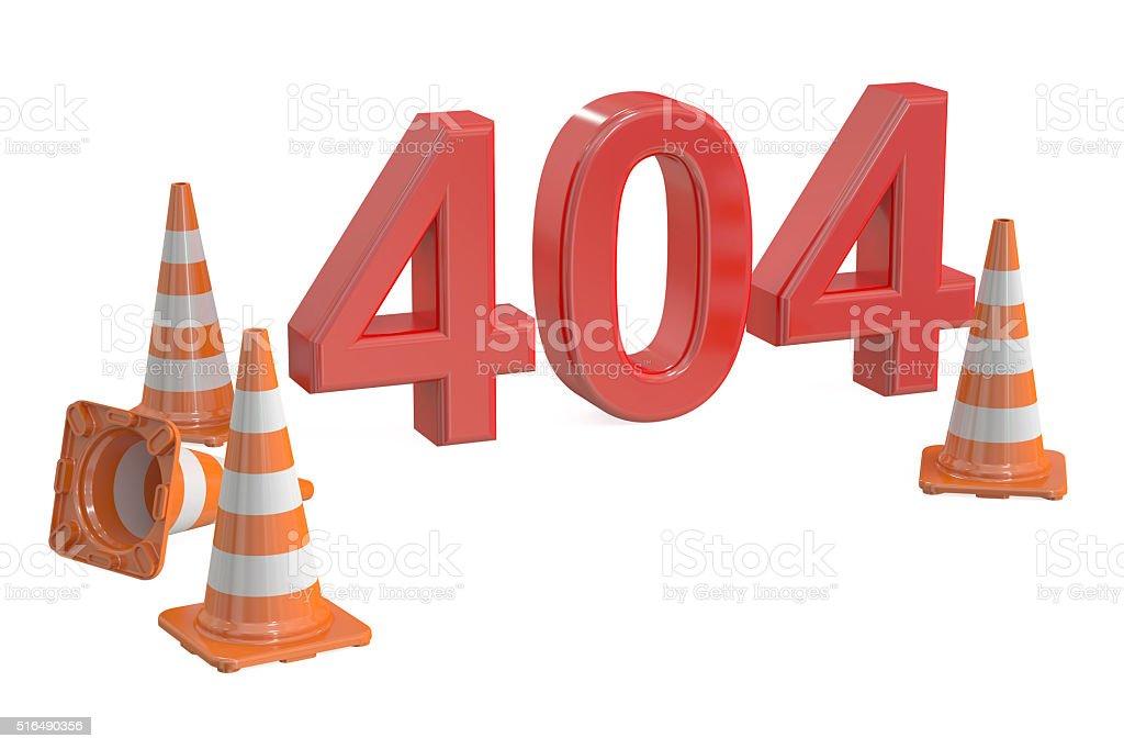 concept 404 stock photo