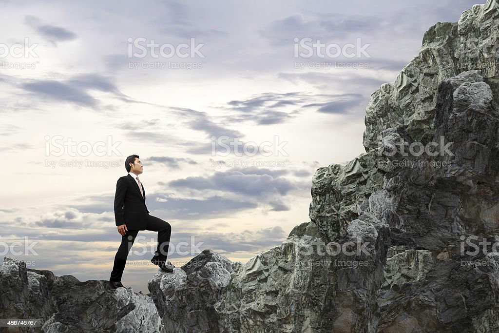 Concept business. stock photo