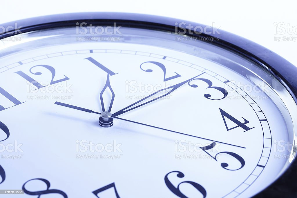 concept clock royalty-free stock photo