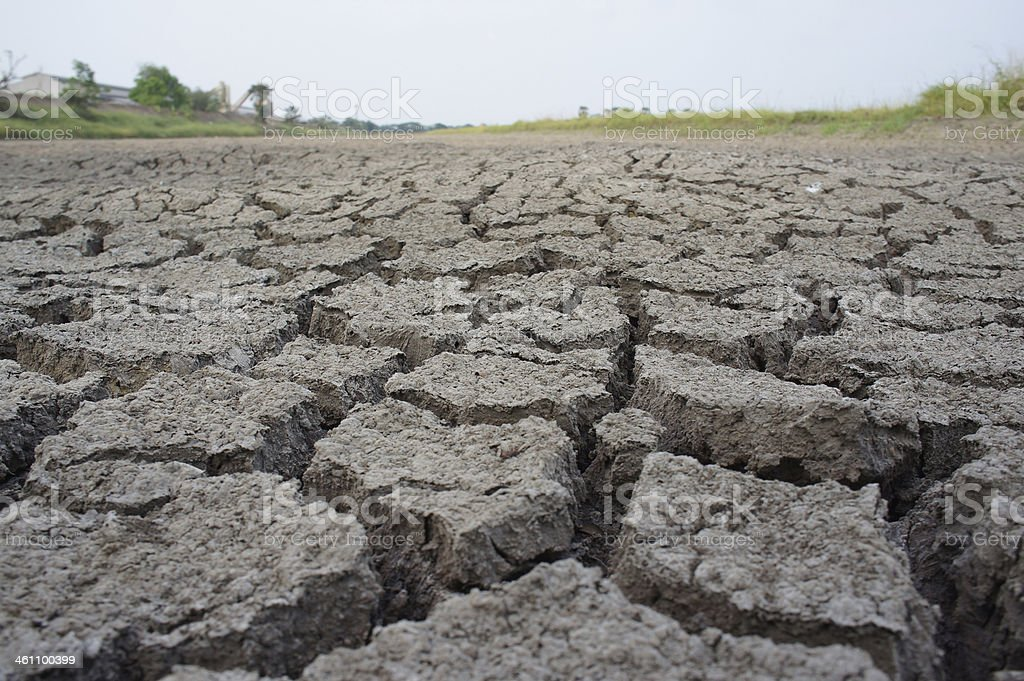 concept image of global warming. stock photo